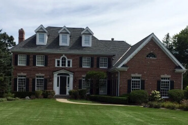 After New Certainteed Grand Manor Roof